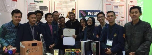 Baru Ikut Kali Pertama, Indonesia Sabet 3 Medali Emas di SIIF 2017