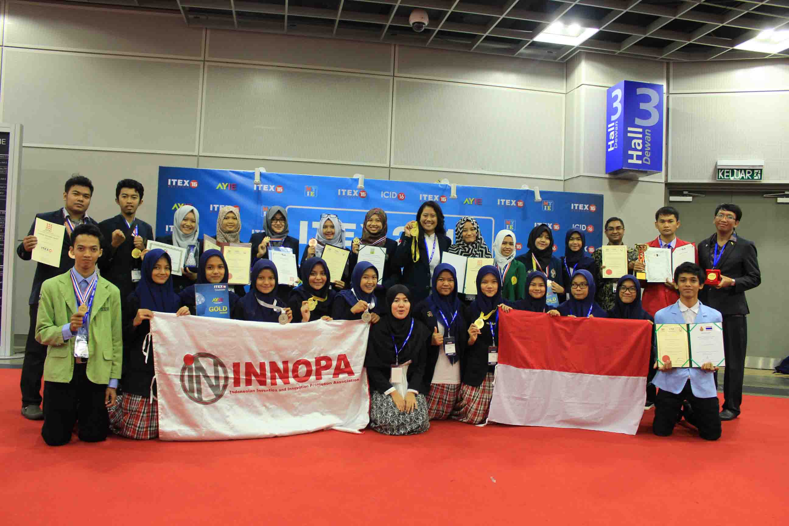International Invention, Innovation, & Technology Exhibition (ITEX) World Young Inventors Exhibition (WYIE)